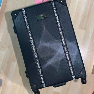 JUICY COUTURE Black Hardcase 4wd Medium Luggage